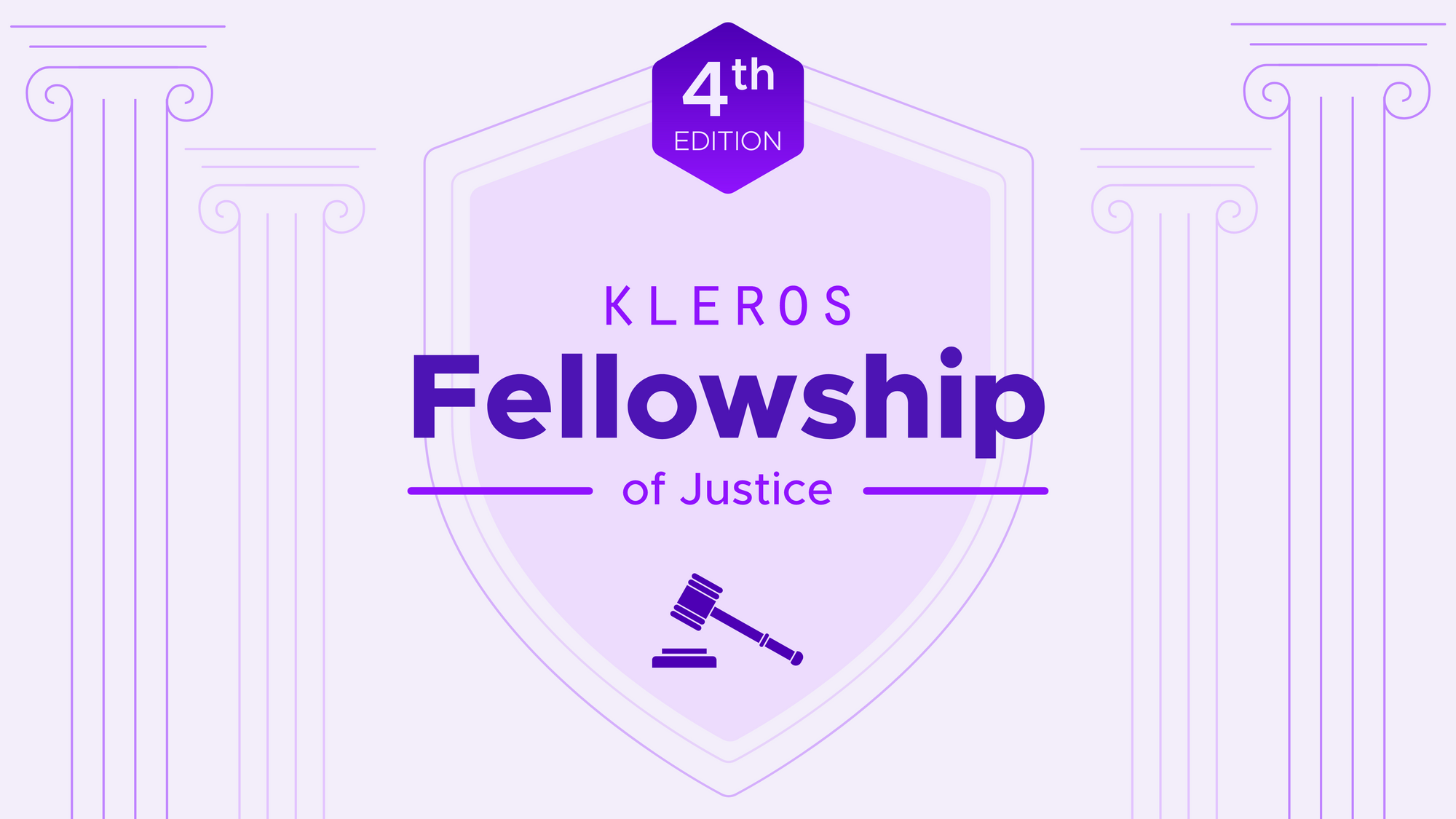 The Kleros Fellowship of Justice 4th Generation: Applications Open