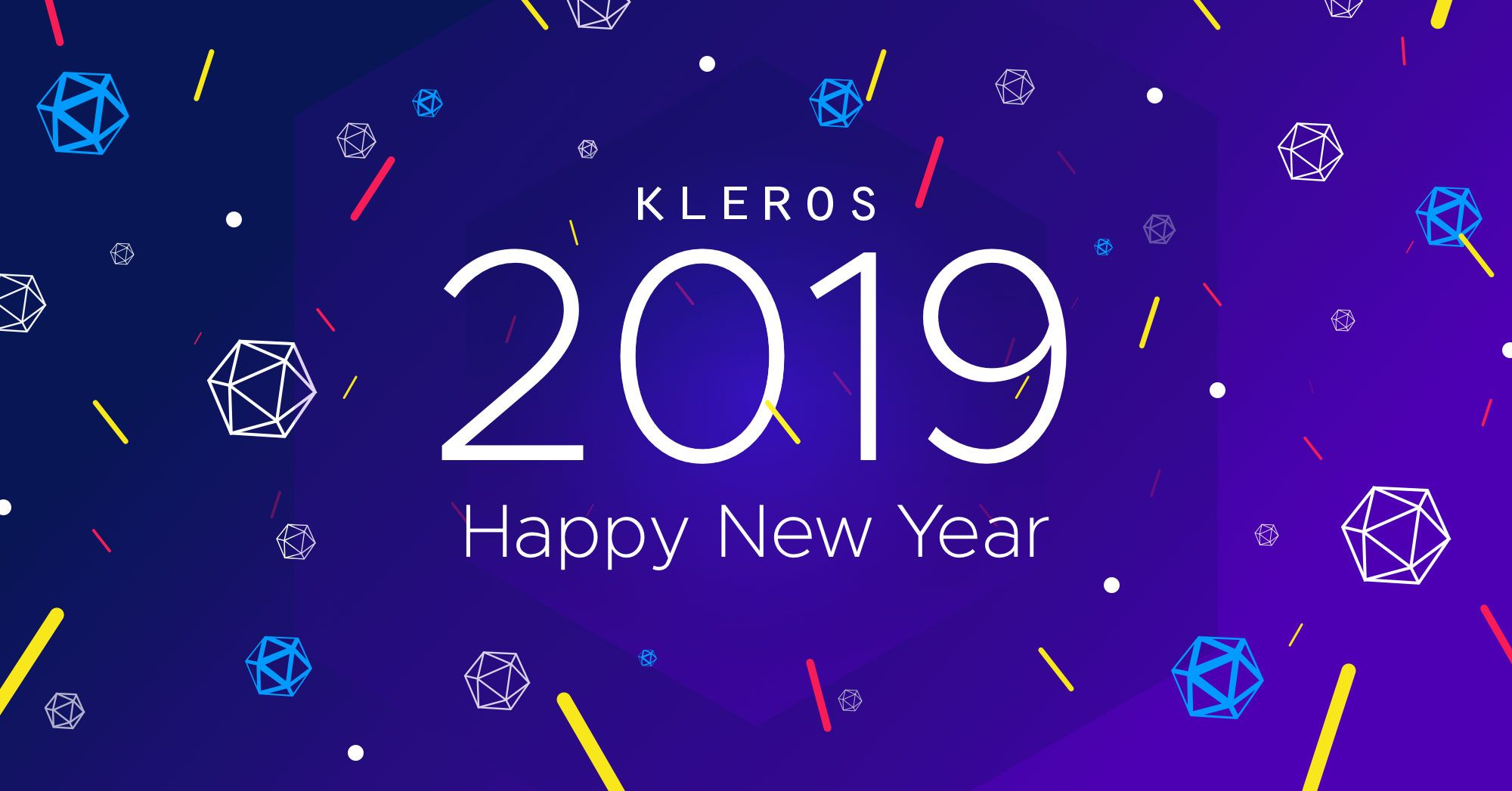 The Kleros End of Year Rundown - What's in Store for 2019