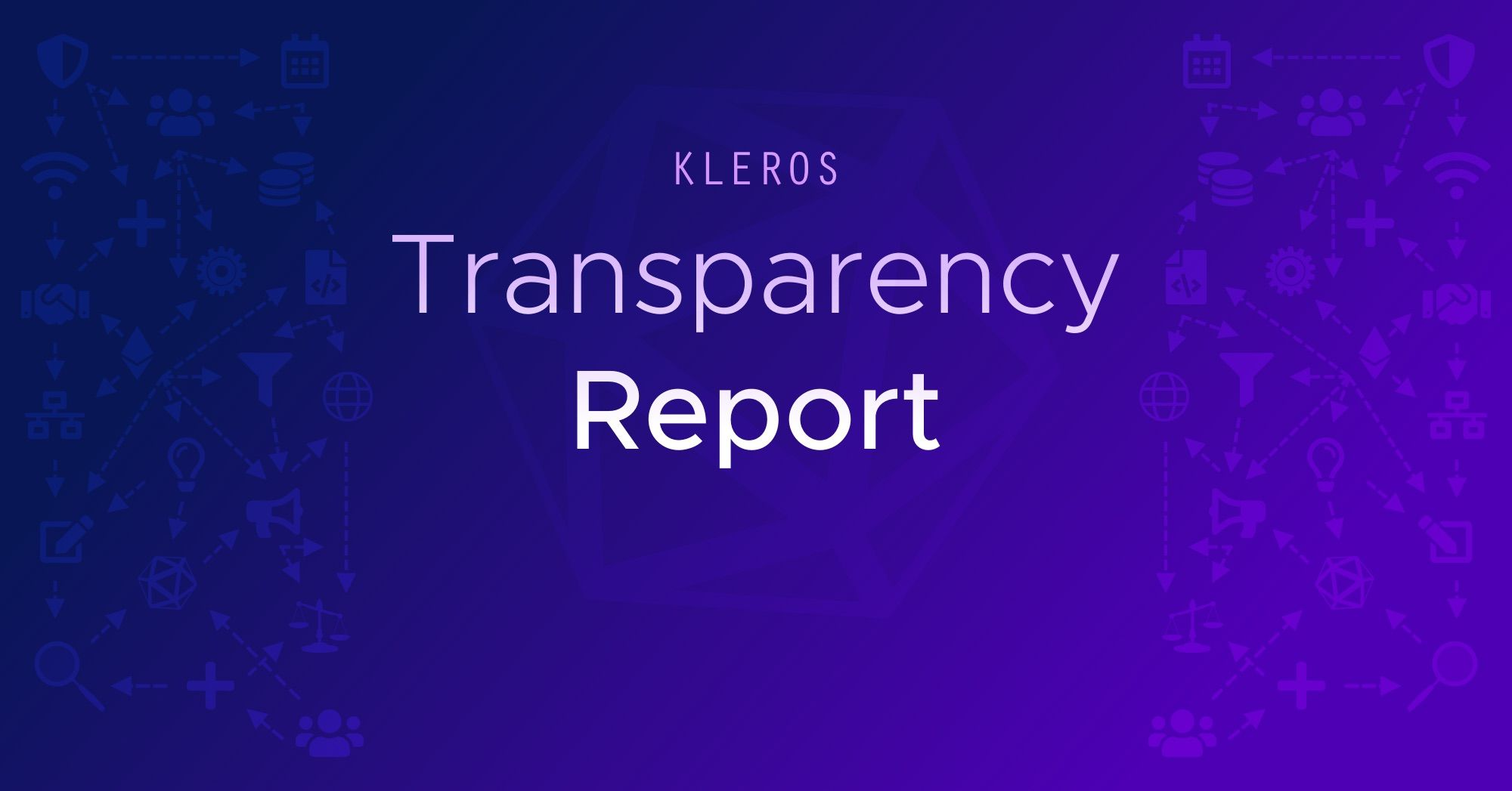 Kleros Transparency Report