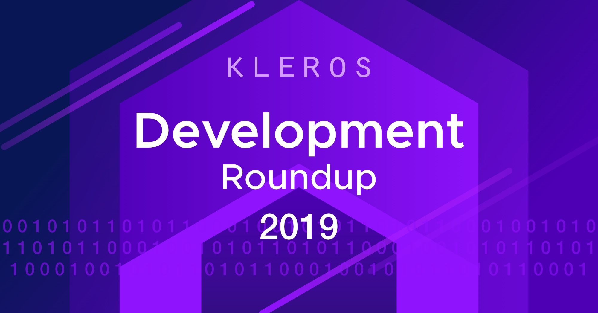 Kleros 2019 Development Roundup