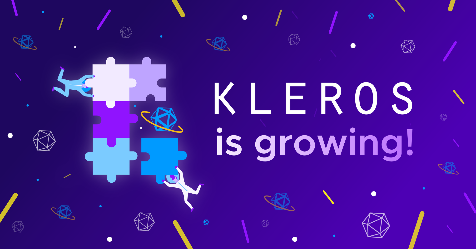 The Kleros Team Expands