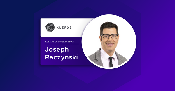 A Conversation with Legal Futurist - Joe Raczynski on Kleros and the Future of Law