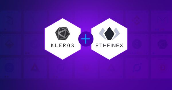 Ethfinex Decentralizes Exchange Listings Using Kleros' Token Curated Registry