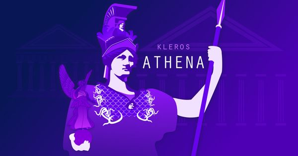 Kleros Athena Release, Built on Trees, Hooks, and Derived Accounts