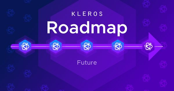Kleros Roadmap: Building the Future of Decentralized Justice