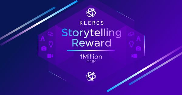 Kleros Storytelling Reward Program