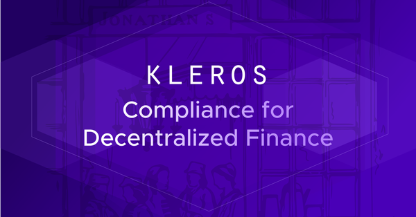 Kleros - Compliance for the World Of Decentralized Finance