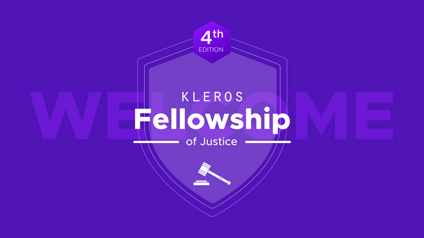 Welcoming the Fourth Batch of the Fellowship of Justice
