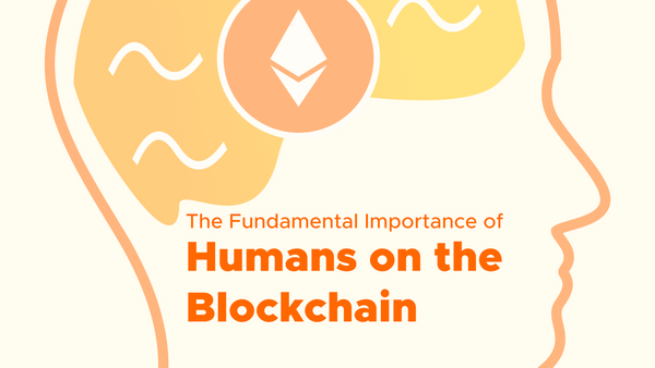 Humans on the Blockchain